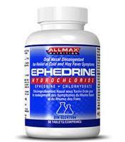 Ephedrine HCL 30mg