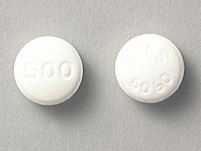 Buy Glucophage (Metformin) 500mg
