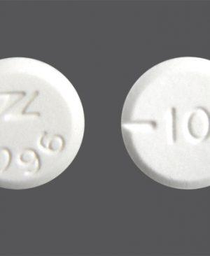 Lioresal (Baclofen) 10mg