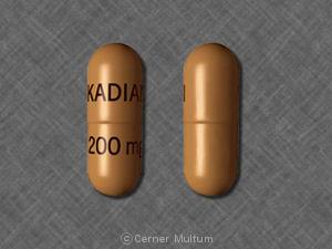 Kadian (Morphine Sulfate) 200mg capsule