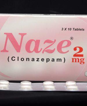 Naze (Clonazepam) 2mg