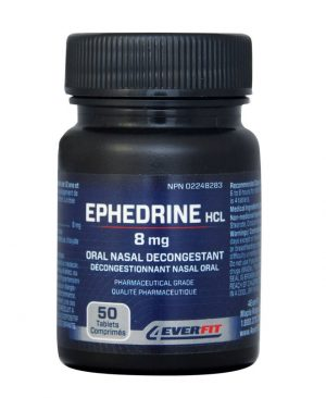 Ephedrine tablet 30mg