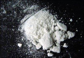 Methamphetamine powder