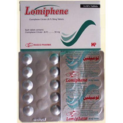 Buy Hope (Clomiphene Citrate) 50mg