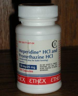Demerol hydrochloride 50mg
