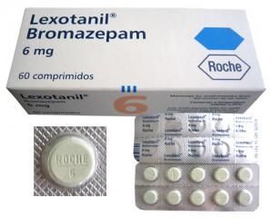 Bromazepam (Lexotan)