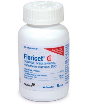 fioricet (butalbitol) - JSP