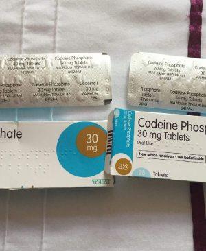 Codeine phosphate teva 60mg