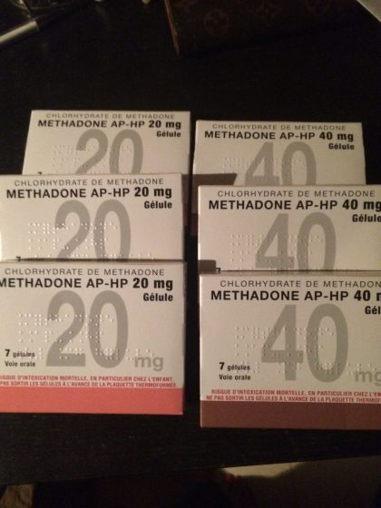 order Methadone