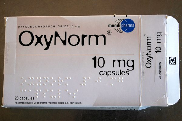 Oxynorm 10mg